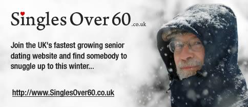 Join Singles Over 60, the UK's biggest senior dating website.