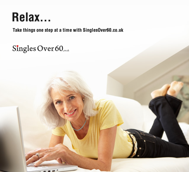 Relax with Singles Over 60 Dating
