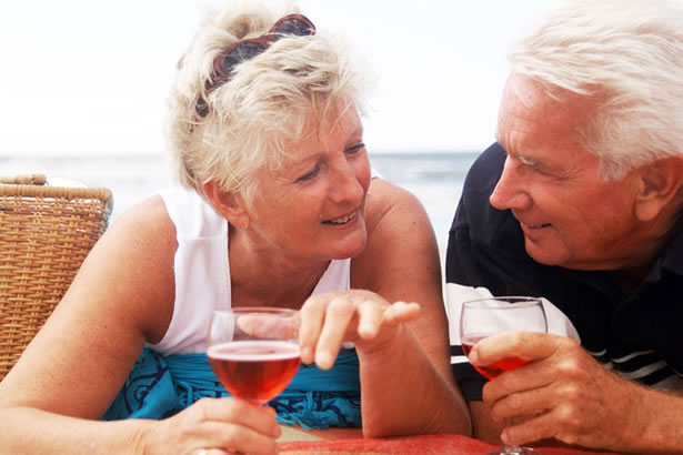 A different type of over 60s dating