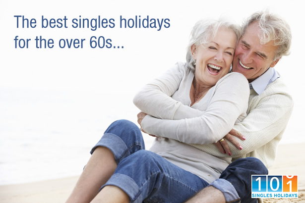 best over 60 singles holidays